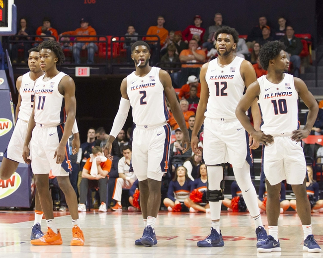Illinois vs. Indiana - 3/1/20 College Basketball Pick, Odds, and Prediction