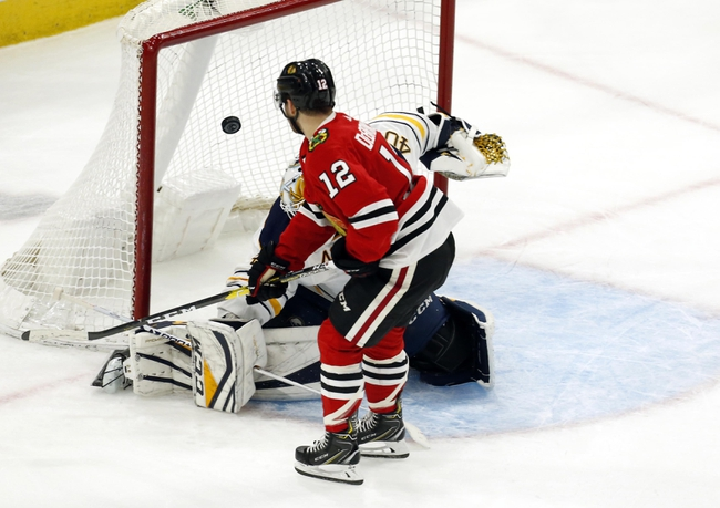 Chicago Blackhawks vs. Buffalo Sabres - 11/17/19 NHL Pick, Odds, and Prediction