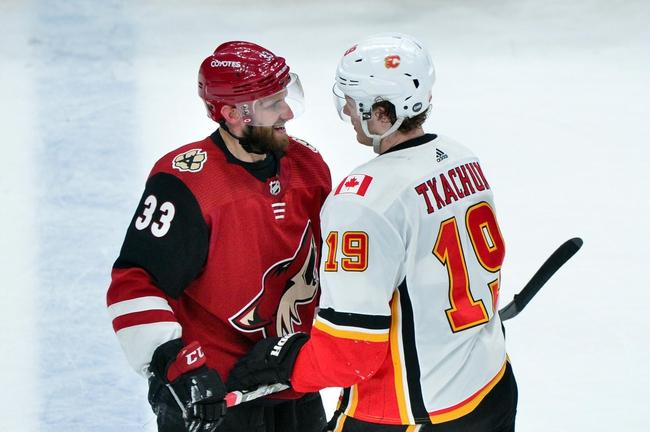 Calgary Flames vs. Arizona Coyotes - 11/5/19 NHL Pick, Odds, and Prediction
