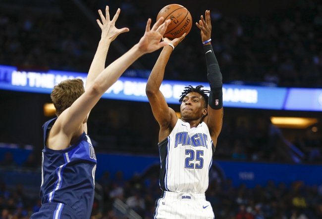 Dallas Mavericks vs. Orlando Magic - 11/6/19 NBA Pick, Odds, and Prediction