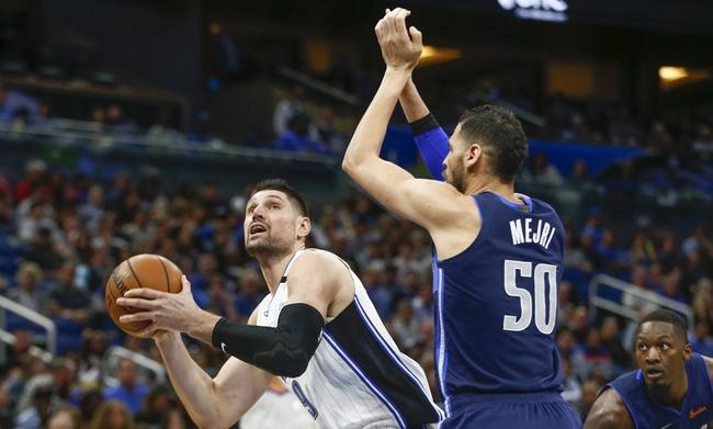 Dallas Mavericks vs. Orlando Magic - 11/6/19 NBA Pick, Odds, and Prediction