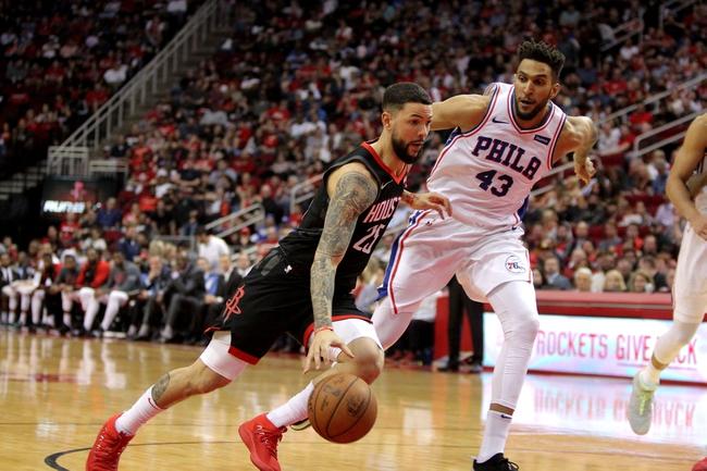 Houston Rockets vs. Philadelphia 76ers - 1/3/20 NBA Pick, Odds & Prediction