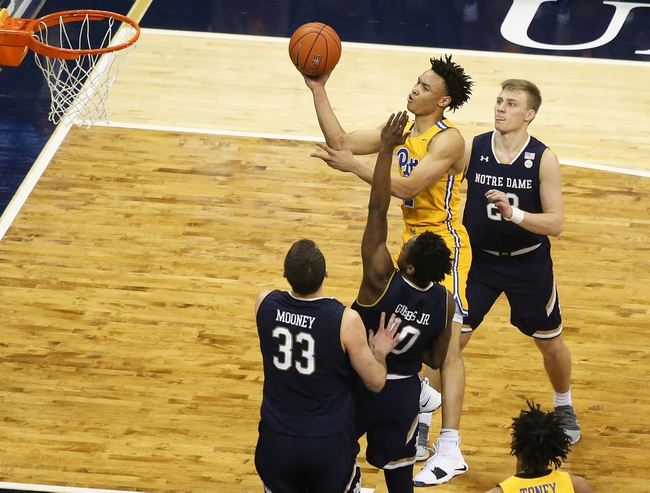 Notre Dame vs. Pittsburgh - 2/5/20 College Basketball Pick, Odds, and Prediction