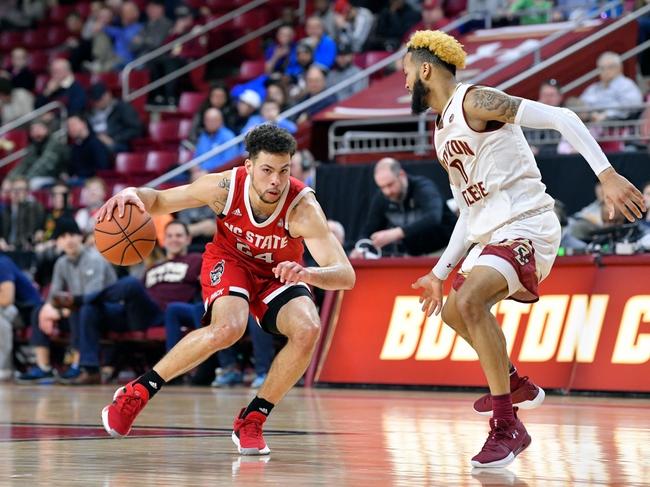 Boston College vs. North Carolina State - 2/16/20 College Basketball Pick, Odds & Prediction