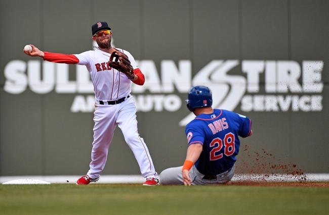 Boston Red Sox vs. New York Mets - 7/27/20 MLB Pick, Odds, and Prediction
