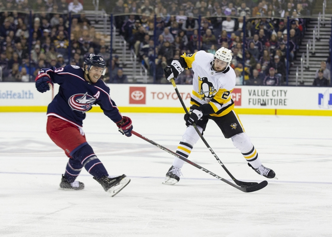 Pittsburgh Penguins vs. Columbus Blue Jackets - 10/5/19 NHL Pick, Odds, and Prediction