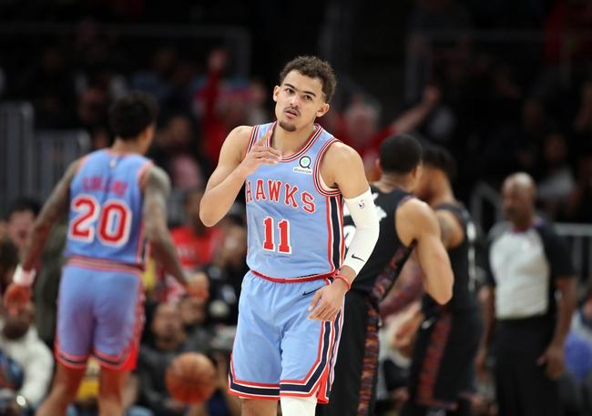 Atlanta Hawks vs. Brooklyn Nets - 12/4/19 NBA Pick, Odds, and Prediction