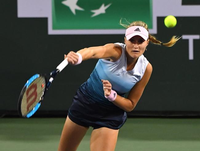 Kristina Mladenovic vs Fiona Ferro - 8/28/19 US Open Tennis Pick, Odds, and Prediction