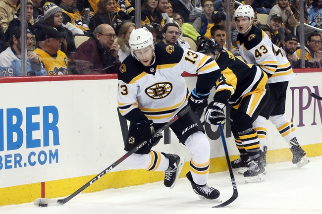 Boston Bruins vs. Pittsburgh Penguins - 11/4/19 NHL Pick, Odds, and Prediction