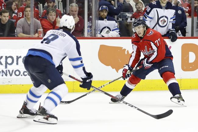 Washington Capitals vs. Winnipeg Jets - 2/25/20 NHL Pick, Odds, and Prediction