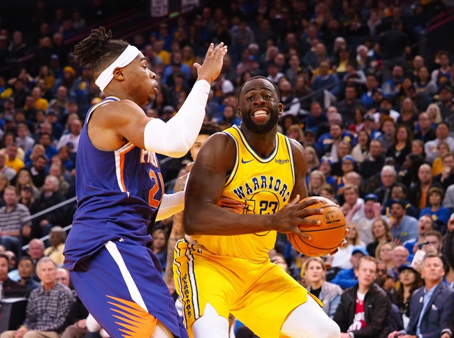 Golden State Warriors vs. Phoenix Suns - 10/30/19 NBA Pick, Odds, and Prediction