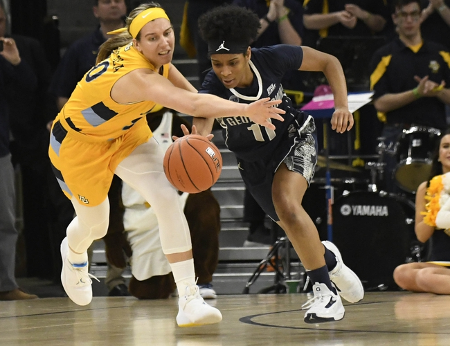 Georgetown Hoyas vs. Marquette Golden Eagles - 1/18/20 College Basketball Pick, Odds & Prediction