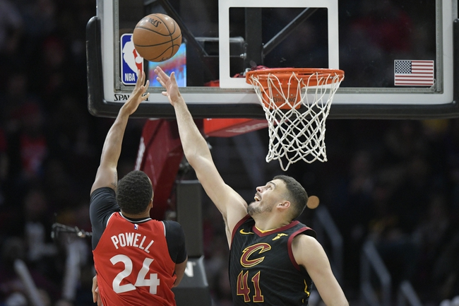Toronto Raptors vs. Cleveland Cavaliers - 12/16/19 NBA Pick, Odds, and Prediction
