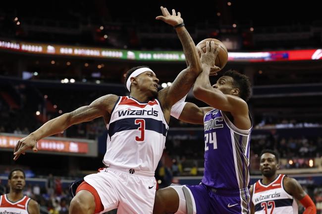 Washington Wizards vs. Sacramento Kings - 11/24/19 NBA Pick, Odds, and Prediction