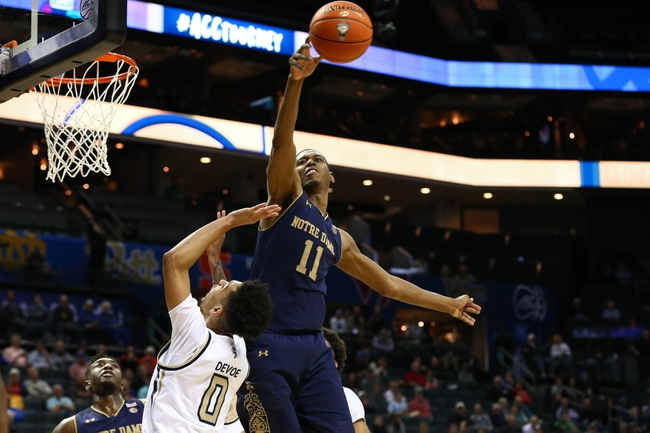 Georgia Tech vs. Notre Dame - 1/15/20 College Basketball Pick, Odds, and Prediction