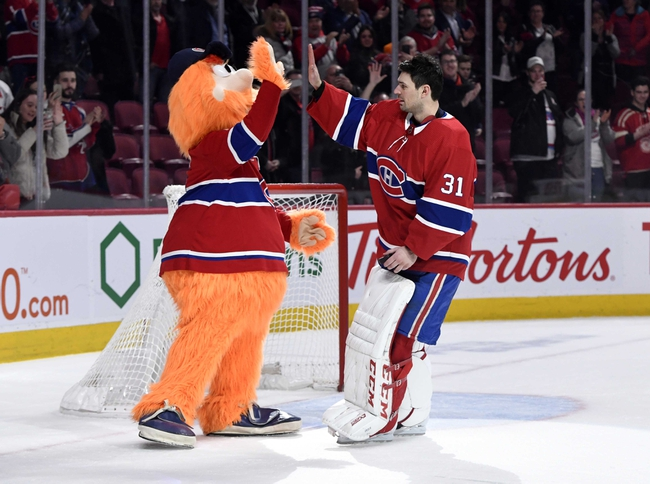 Montreal Canadiens vs. Detroit Red Wings - 10/10/19 NHL Pick, Odds, and Prediction