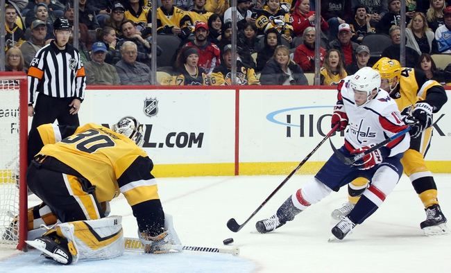 Washington Capitals vs. Pittsburgh Penguins - 2/2/20 NHL Pick, Odds, and Prediction