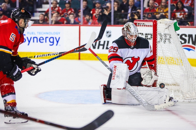 Calgary Flames vs. New Jersey Devils - 11/7/19 NHL Pick, Odds, and Prediction