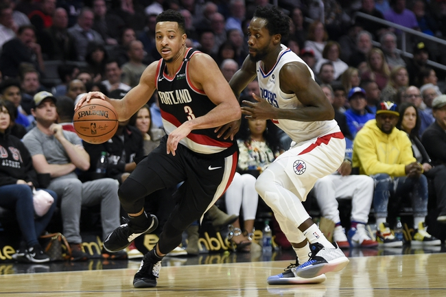 Los Angeles Clippers vs. Portland Trail Blazers - 11/7/19 NBA Pick, Odds, and Prediction