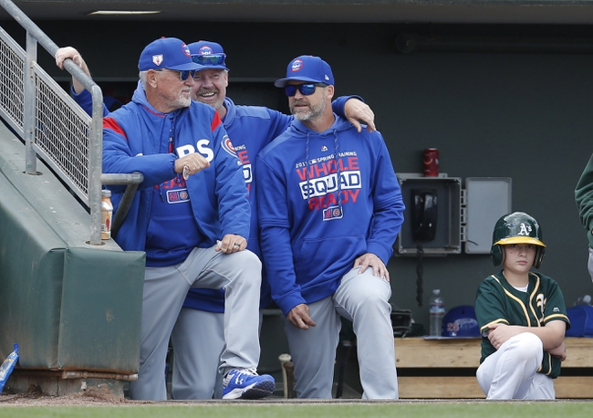 Chicago Cubs vs. Oakland Athletics - 8/5/19 MLB Pick, Odds, and Prediction
