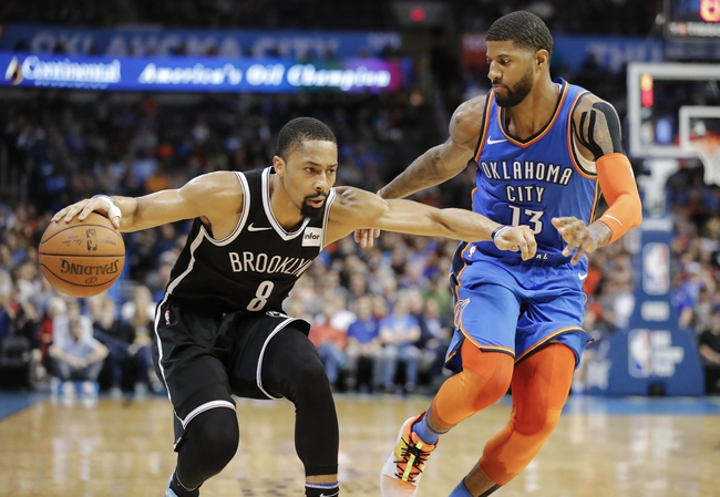 Brooklyn Nets vs. Oklahoma City Thunder - 1/7/20 NBA Pick, Odds & Prediction