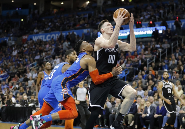 Brooklyn Nets vs. Oklahoma City Thunder - 1/7/20 NBA Pick, Odds, and Prediction
