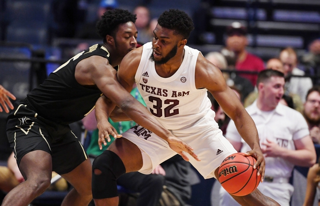 Alabama vs. Texas A&M - 2/19/20 College Basketball Pick, Odds, and Prediction