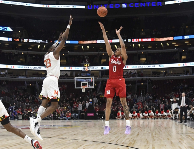 Maryland vs. Nebraska - 2/11/20 College Basketball Pick, Odds, and Prediction