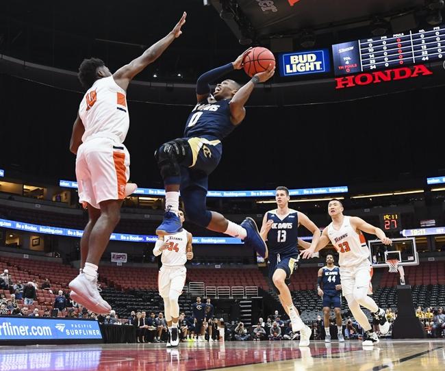Cal State Fullerton vs. Cal Poly - 2/15/20 College Basketball Pick, Odds & Prediction