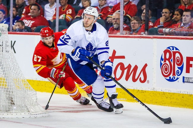 Calgary Flames vs. Toronto Maple Leafs - 12/12/19 NHL Pick, Odds, and Prediction
