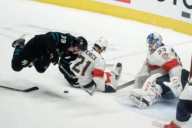 San Jose Sharks vs. Florida Panthers - 2/17/20 NHL Pick, Odds & Prediction