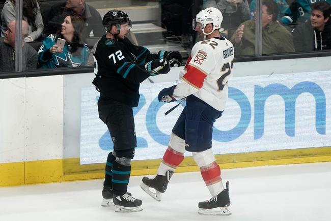 San Jose Sharks vs. Florida Panthers - 2/17/20 NHL Pick, Odds, and Prediction