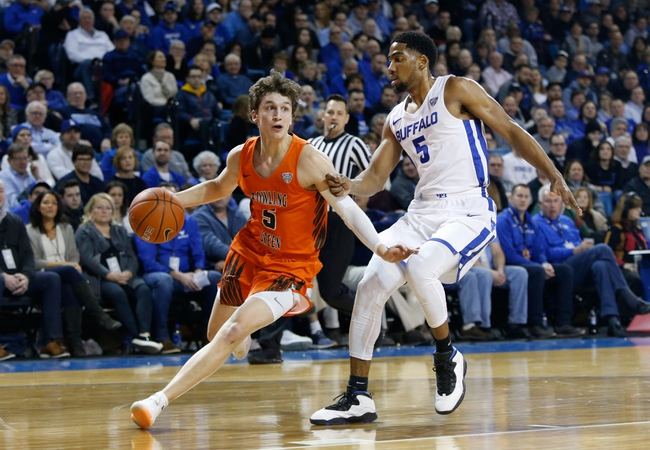 Bowling Green vs. Northern Illinois - 1/18/20 College Basketball Pick, Odds, and Prediction