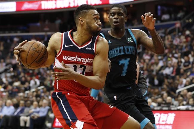 Washington Wizards vs. Charlotte Hornets - 11/22/19 NBA Pick, Odds, and Prediction