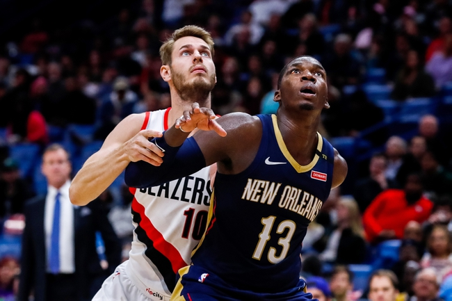 New Orleans Pelicans vs. Portland Trail Blazers - 11/19/19 NBA Pick, Odds, and Prediction