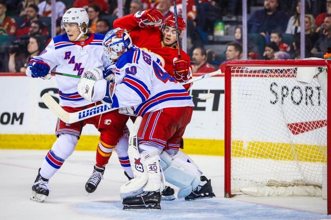 Calgary Flames vs. New York Rangers - 1/2/20 NHL Pick, Odds & Prediction