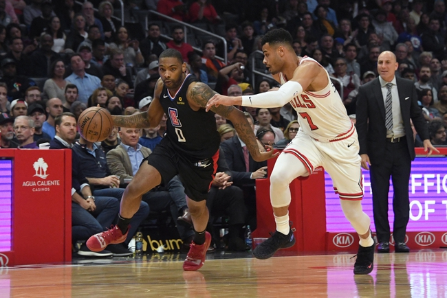 Chicago Bulls vs. Los Angeles Clippers - 12/14/19 NBA Pick, Odds, and Prediction