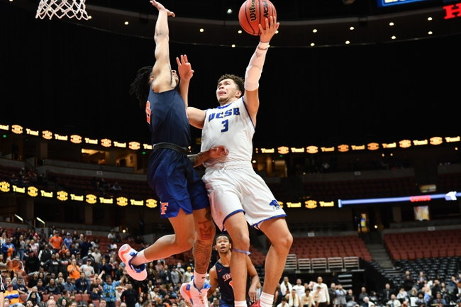 UC Riverside vs. UC-Santa Barbara - 2/27/20 College Basketball Pick, Odds, and Prediction