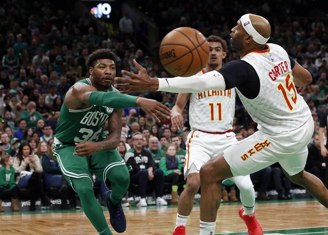 Boston Celtics vs. Atlanta Hawks - 1/3/20 NBA Pick, Odds & Prediction