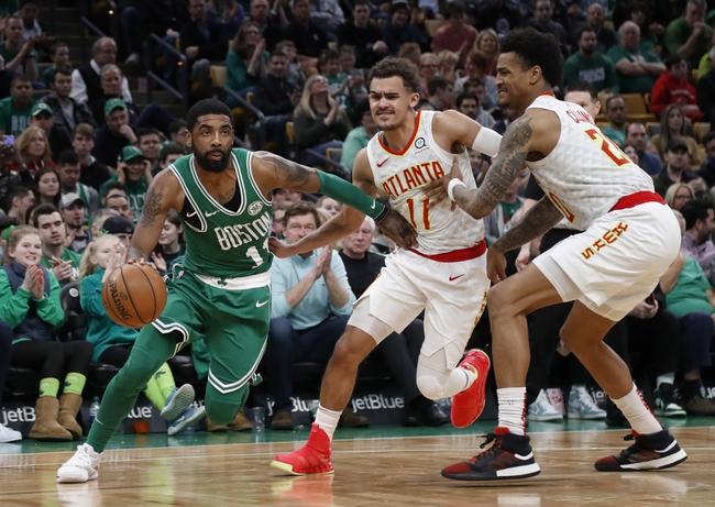 Boston Celtics vs. Atlanta Hawks - 1/3/20 NBA Pick, Odds, and Prediction