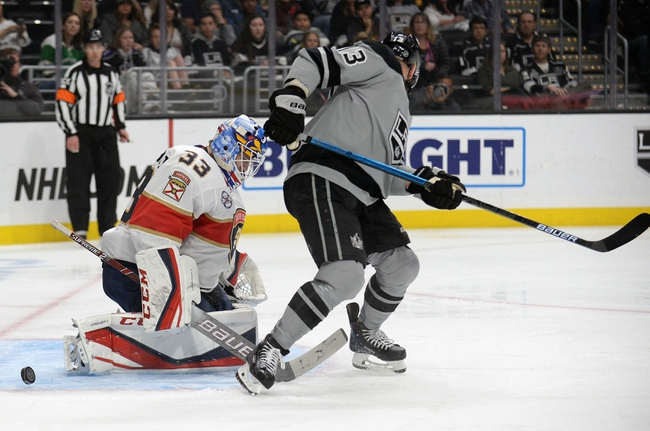 Los Angeles Kings vs. Florida Panthers - 2/20/20 NHL Pick, Odds, and Prediction