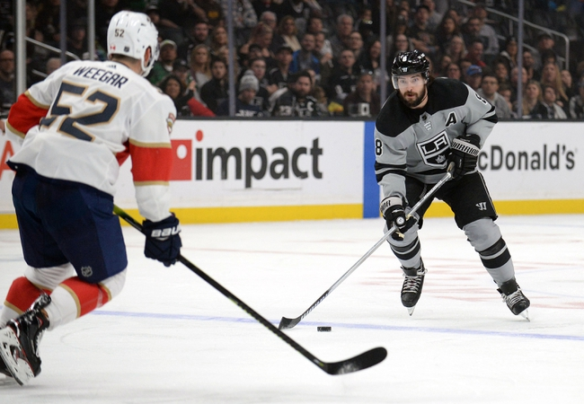 Florida Panthers vs. Los Angeles Kings - 1/16/20 NHL Pick, Odds, and Prediction