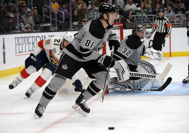Florida Panthers vs. Los Angeles Kings - 1/16/20 NHL Pick, Odds & Prediction