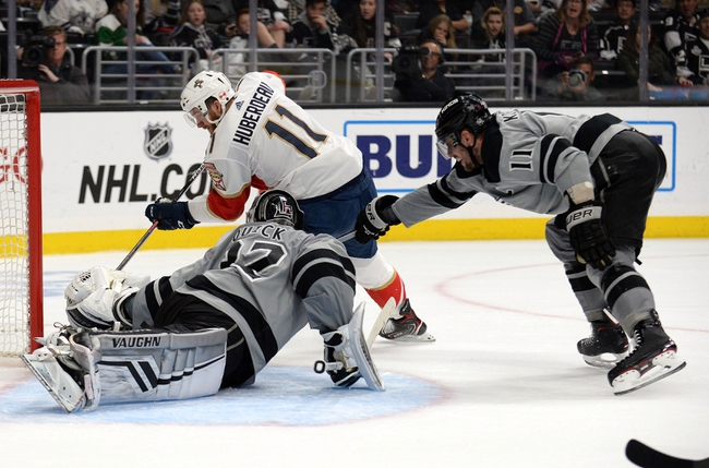 Los Angeles Kings vs. Florida Panthers - 2/20/20 NHL Pick, Odds & Prediction