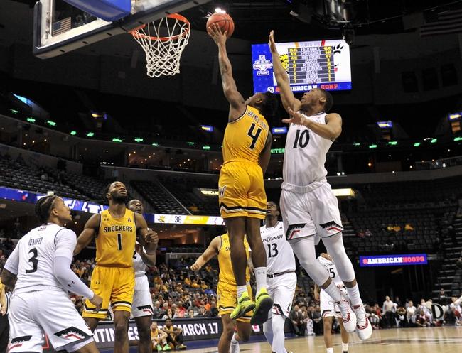 Wichita State vs. Cincinnati - 2/6/20 College Basketball Pick, Odds, and Prediction