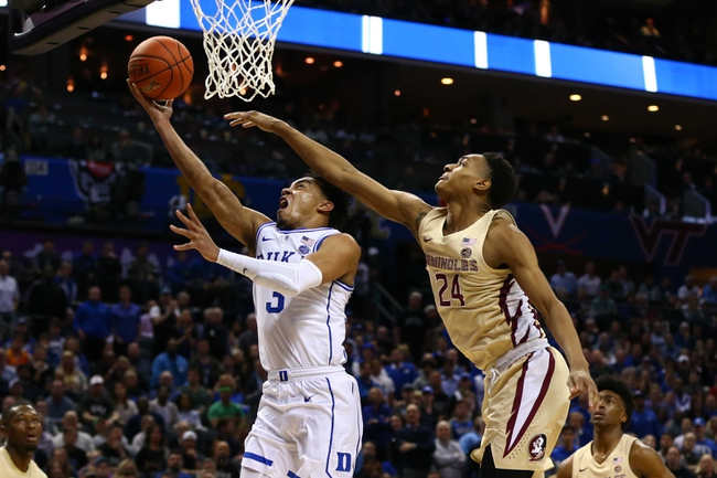 Duke vs. Florida State - 2/10/20 College Basketball Pick, Odds, and Prediction