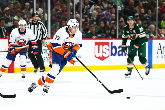 Minnesota Wild vs. New York Islanders - 12/29/19 NHL Pick, Odds & Prediction