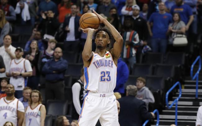 Oklahoma City Thunder vs. Miami Heat - 1/17/20 NBA Pick, Odds, and Prediction