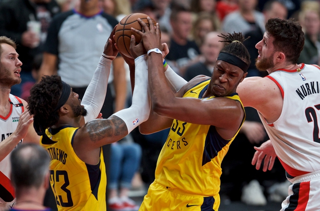 Portland Trail Blazers vs. Indiana Pacers - 1/26/20 NBA Pick, Odds, and Prediction