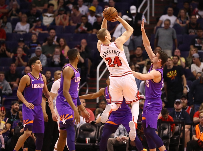 Chicago Bulls vs. Phoenix Suns - 2/22/20 NBA Pick, Odds, and Prediction